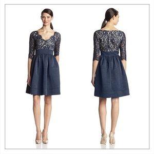 Eliza J. Short Cocktail Dress